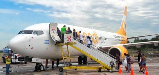 Por restricciones en el aeropuerto El Palomar, ha disminuido la conectividad con Puerto Iguazú