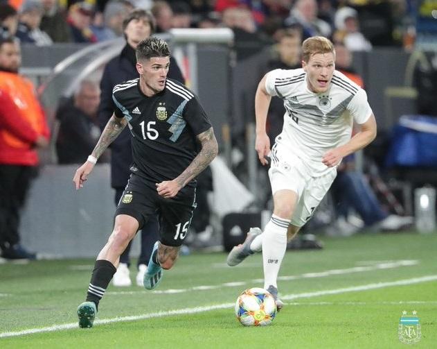 Fecha FIFA: los cambios salvaron del papelón a la Argentina, que estaba para el cachetazo y terminó con un heroico empate ante Alemania