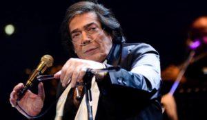 Se complica la salud del cantante Cacho Castaña: está internado, en coma inducido