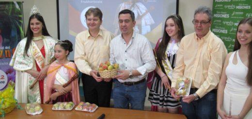 Mañana inicia la XXXII Fiesta Provincial del Durazno