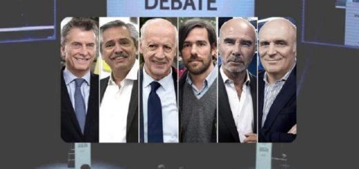 Se conocieron quiénes serán los moderadores en los debates presidenciales