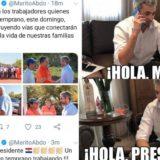 """La """"doble"""" de Cristina Kirchner que se volvió viral en las redes"""