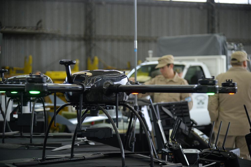 Controlarán la frontera de Misiones con drones