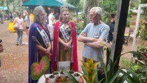 Más de diez mil personas visitaron la Fiesta de la Flor y de la Orquídea en Montecarlo