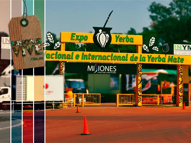 El intendente de Apóstoles confirmó la realización de la Fiesta Nacional de la Yerba Mate Edición 2019