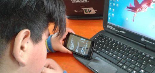 Internet llegó a la comunidad Fortín Mbororé de Puerto Iguazú