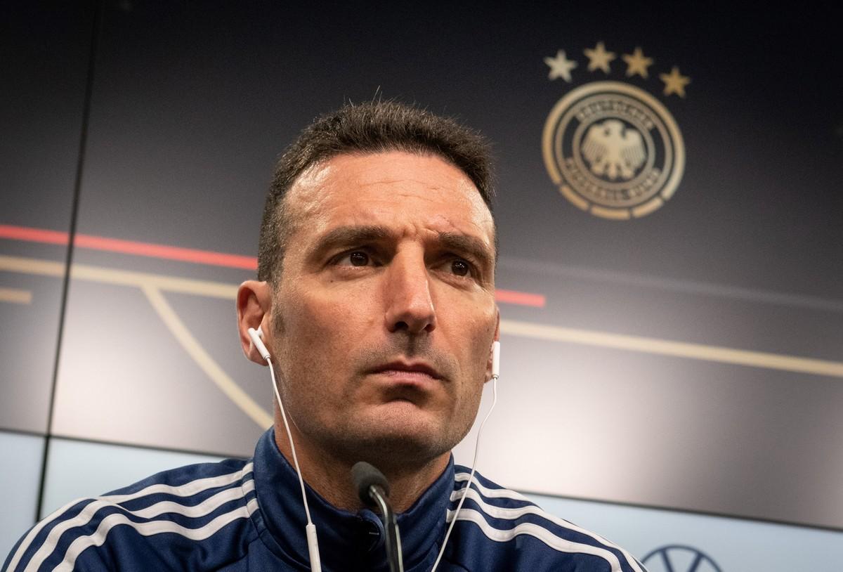 Selección Argentina: Scaloni definió los once para enfrentar a Alemania este miércoles