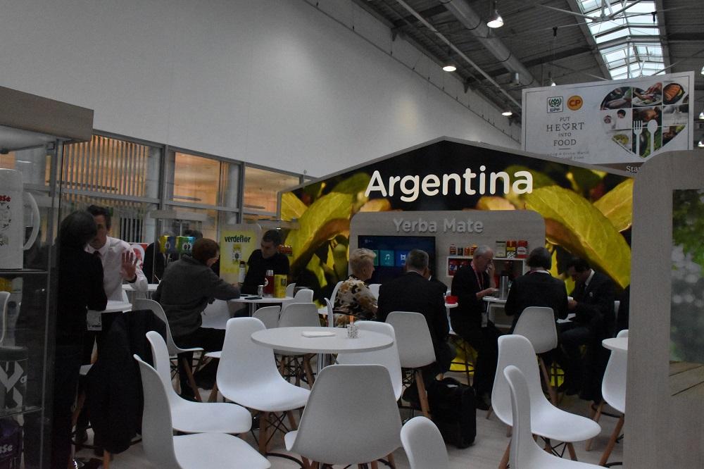 El mate argentino gana lugar en el mundo