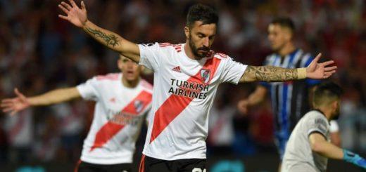 Copa Argentina: vea los goles de la victoria de River ante Almagro