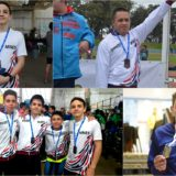 Juegos Nacionales Evita: Magalí Brizuela se quedó con la medalla de plata en los 80 Metros con Vallas sub 14