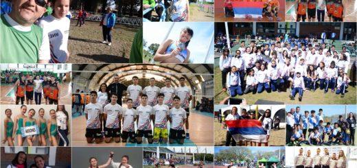 Misiones sumó 17 medallas en la segunda jornada de los Juegos Nacionales Evita y ya acumula 23 en total