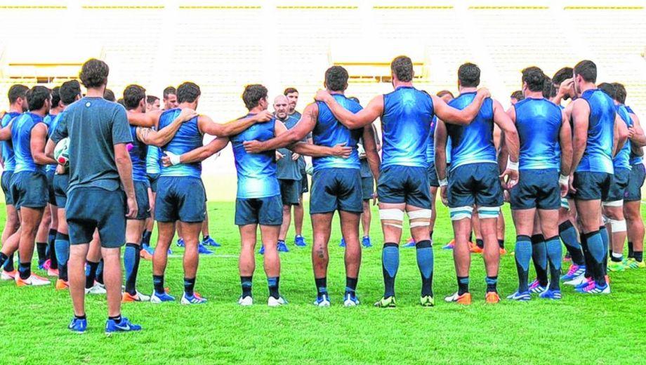 Rugby: Los Pumas van por una victoria que los clasifique al próximo Mundial