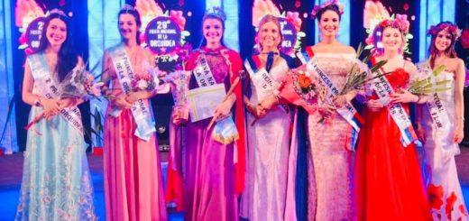 Montecarlo tiene nuevas reinas de la Flor y de la Orquídea