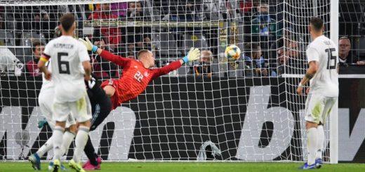 Fecha FIFA: gran jugada de Alario y gol de Lucas Ocampos para el empate argentino