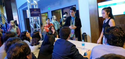 """""""Corazonada"""": el proyecto tecnológico de estudiantes de la Escuela de Robótica premiado por Samsung en el Campus Party Paraguay"""