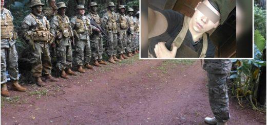 Iguazú: el supuesto femicida de Vilma había aprobado el test psicológico del Ejército