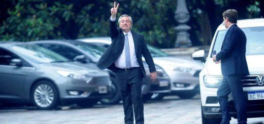 Circuló una fake news sobre el estado de salud de Alberto Fernández y el presidente electo responsabilizó a Marcos Peña