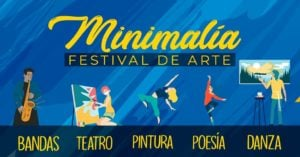 "Este sábado inicia ""Minimalía"", un diverso festival de arte en Posadas"