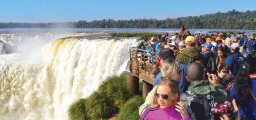Cataratas superó las 1.300.000 visitas en octubre