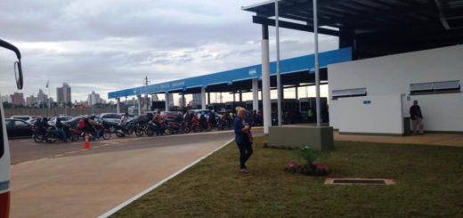 A la madrugada la Aduana incautó drogas en el puente Posadas-Encarnación