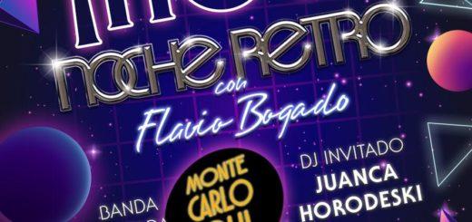 Esta noche La Montecarlo Soul se presenta en la Fiesta Retro con los éxitos de una época insuperable musicalmente