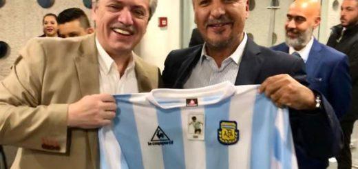 Alberto Fernández ya está en México para la cumbre con el presidente Andrés Manuel López Obrador