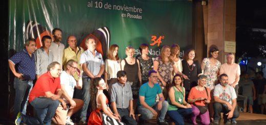 Misiones es la anfitriona de la Fiesta Nacional del Teatro