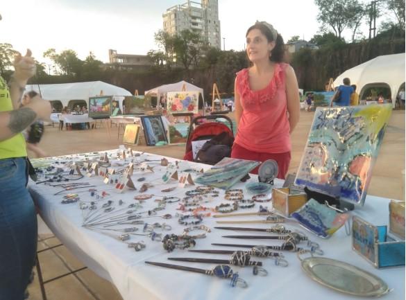 """Mirá lo que dejó la tercera edición de la """"Feria Sin Fronteras – Yacyretá Emprende"""""""