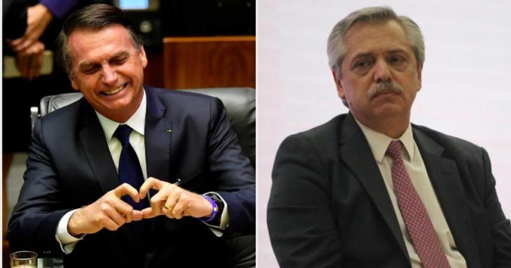 Jair Bolsonaro ratificó que no vendrá a la asunción, pero podría enviar a un funcionario: «La Argentina y Brasil nos necesitamos mutuamente»