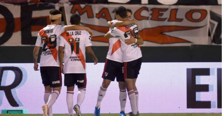 Superliga: River le ganó a Aldosivi y alcanzó a Argentinos en lo más alto de la tabla