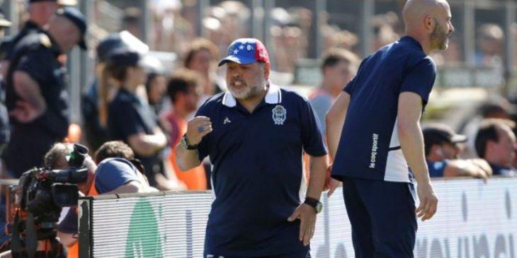 """Gianinna Maradona y su preocupación por la salud de Diego: """"Recen por él"""""""