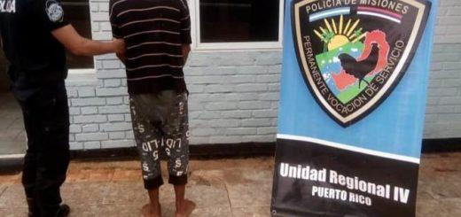 """Puerto Rico: la Policía detuvo a presunto """"dealer"""" con una mochila repleta de marihuana"""