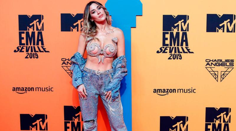 MTV EMAs 2019: Jimena Barón ganó el premio a Mejor Artista Latinoamérica Sur y el sábado estará en Posadas