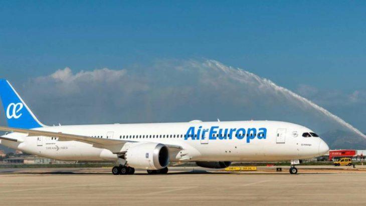 Iberia compra Air Europa por 1.000 millones de euros