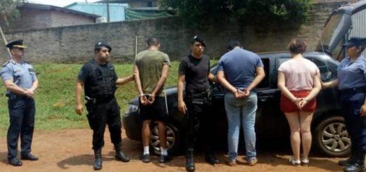 Hoy deben declarar ante el juez los detenidos por el intento de robo en Azara