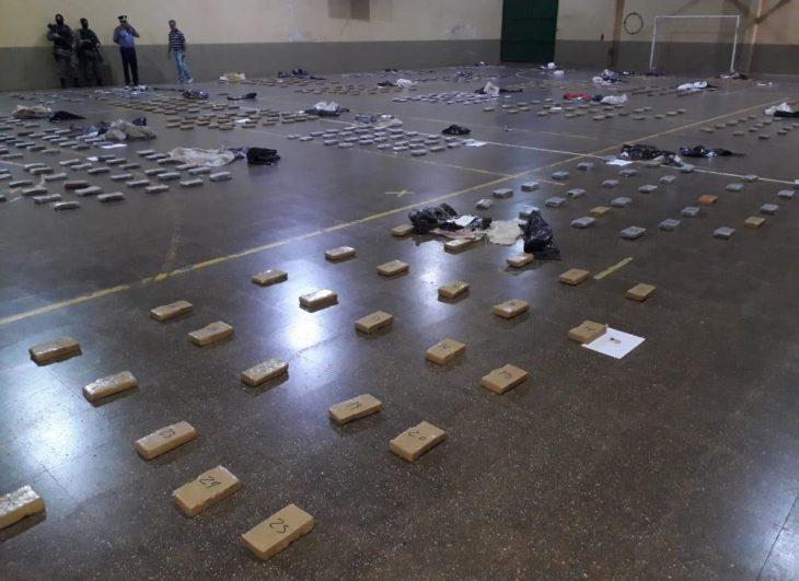 La droga que la Policía de Misiones incautó en Cerro Corá alcanza los 60 millones de pesos
