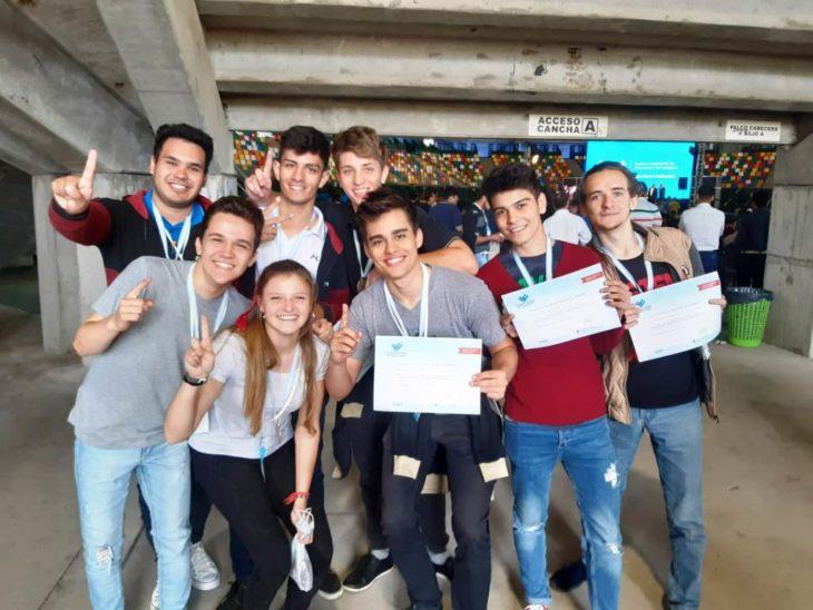 Misiones tuvo destacada participación en las Olimpiadas Nacionales de Construcción y Electromecánica