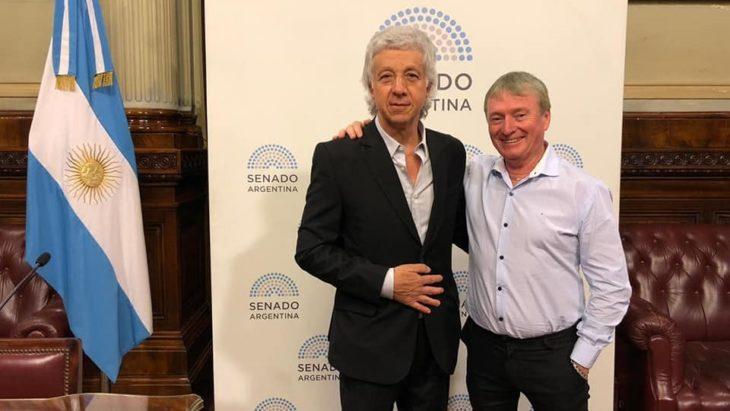 Eduardo Álvarez será integrante de la Comisión Directiva de la Asociación Argentina de Volantes