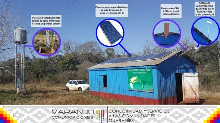 Marandú Comunicaciones llegará con la conectividad a cincuenta comunidades guaraníes a fin de año