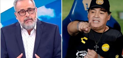Rial aseguró que Maradona casi se ahoga con su vómito como Jimi Hendrix