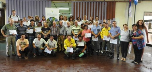 Yacyretá promueve talleres de prevención contra incendios de áreas naturales