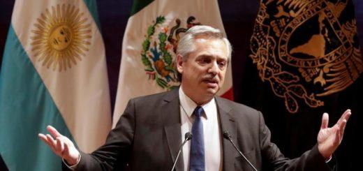 """Alberto Fernández: """"El FMI debe asumir su responsabilidad y revisar lo que hizo"""""""