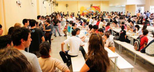 La UNAM garantiza la atención en todos sus comedores con donación de alimentos por parte del gobierno provincial