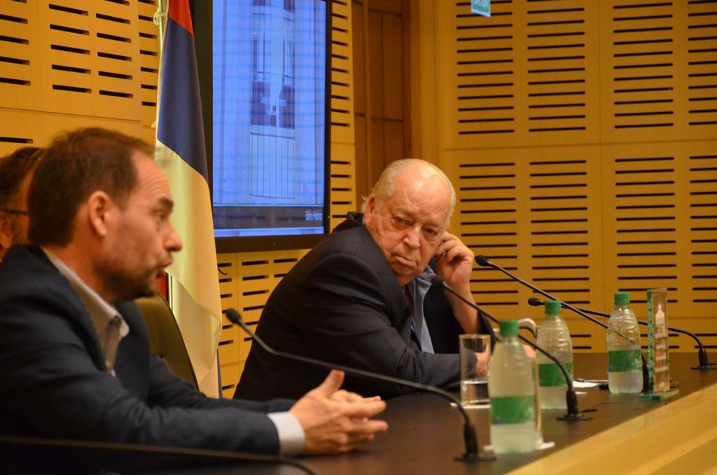 Destacado académico nacional disertó en la Legislatura sobre las reformas procesales