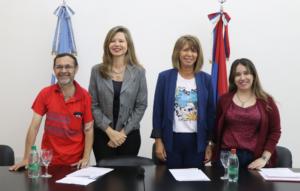 Presentaron el Primer Congreso Nacional y del Mercosur de Jóvenes Escritores
