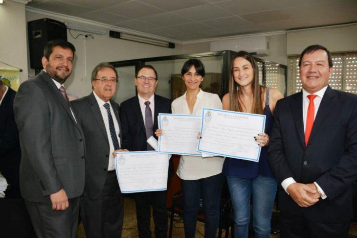 Diputados nacionales por Misiones electos el 27 de octubre recibieron sus diplomas