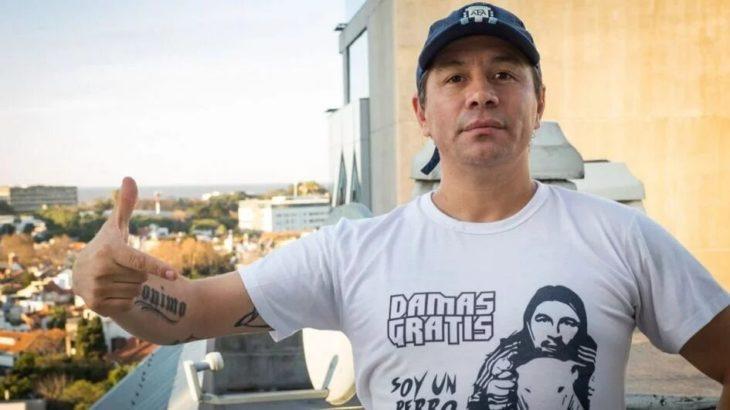 En medio de rumores de internación en una clínica de rehabilitación, reapareció Pablo Lescano: «Acá te dormís una siesta y estos giles te velan»