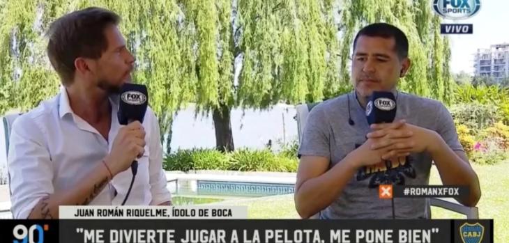 Riquelme rompió el silencio y habló de las elecciones en Boca: «Si hay unión, puedo pensar en ser presidente»