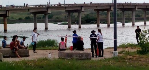 Posadas: un buzo táctico de la Prefectura halló el cuerpo del niño ahogado en el Mártires