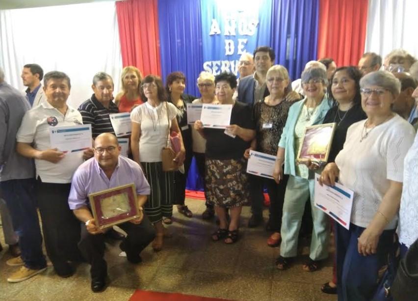 Día del Trabajador Municipal: Daniel Arce y un reconocimiento a su desempeño a lo largo de 25 años de la mano de quien lo vio llegar